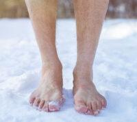 Один человек из пяти обладает мутацией, которая обеспечивает высокую устойчивость к холоду