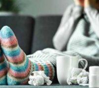 Простуда может вытеснить коронавирус