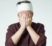 Сотрясение мозга может вызвать долгосрочные проблемы со сном