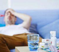 В Україні інтенсивний показник захворюваності на грип та ГРВІ на 8,1% вище епідпорога
