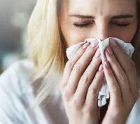 В первую неделю марта ОРВИ заболели более 200 тысяч жителей Украины