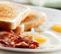 Ранний завтрак снижает вероятность развития диабета II типа