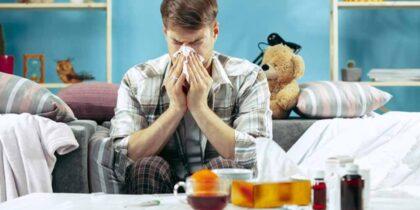 В Украине превышен эпидпорог заболеваемости гриппом и ОРВИ