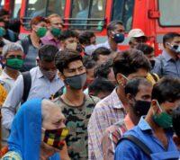 Индия обогнала Бразилию по количеству заболевших COVID-19