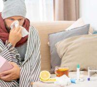 На грип та ГРВІ в Україні вже перехворіло 16% населення