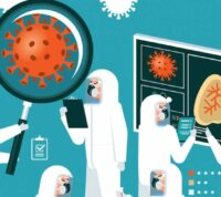 Ученые научились отличать обширное воспаление при COVID-19 от цитокинового шторма