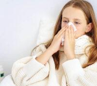 В Україні захворюваність на грип та ГРВІ на 4,7% вища минулорічного показника