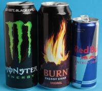 В Великобритании энергетические напитки не сдают позиций у молодежи