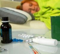 В Україні на минулому тижні виявили випадки грипу типу А