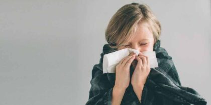 Заболеваемость гриппом и ОРВИ в Украине снижается