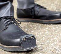 Создали специальную обувь для незрячих людей