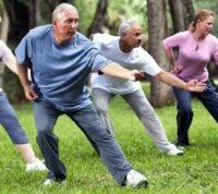 Тай-чи – эффективное средство похудения для пожилых людей