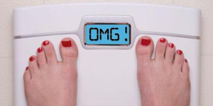 Средняя прибавка в весе за карантин составила три килограмма