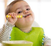 Привычка быстро есть может привести к ожирению ребенка