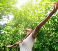 Свежий воздух положительно влияет на мозг