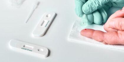 Быстрые тесты на COVID-19 помогают достичь оптимальных результатов, если тестировать достаточно людей