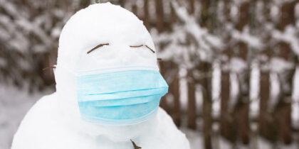 Из-за гриппа и Covid-19 нынешняя зима может быть довольно сложной: эксперты