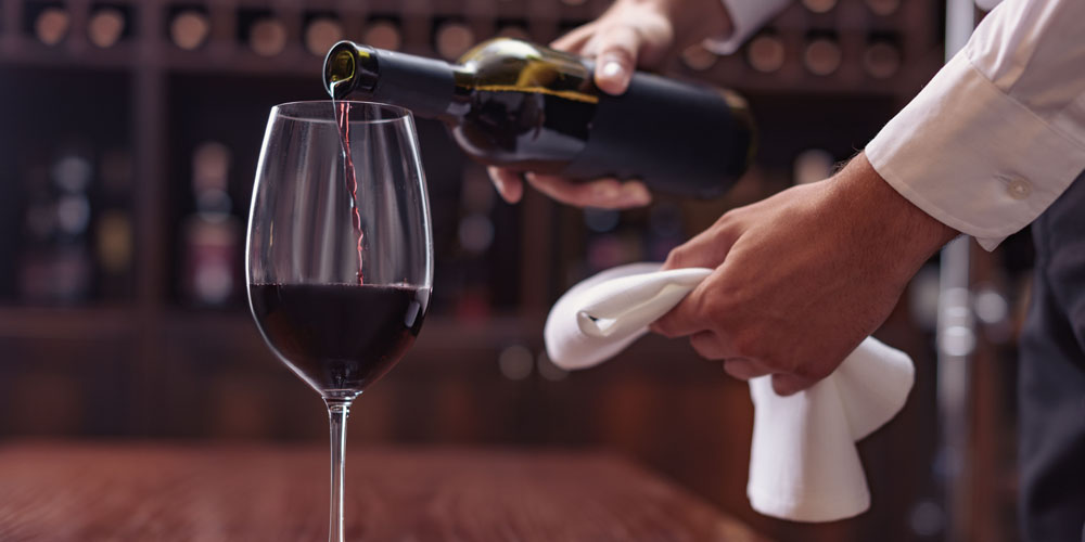 Вино безопаснее для сердца, чем пиво или сидр