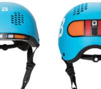Безопасность на дороге: умный шлем предупреждает велосипедиста о приближающемся автомобиле