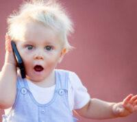 В первый год жизни можно определить, на сколько будет развита речь ребенка в пять лет