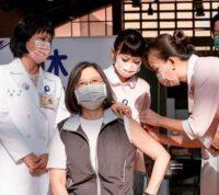 В Тайване началась кампания по введению своей первой отечественной вакцины против COVID-19