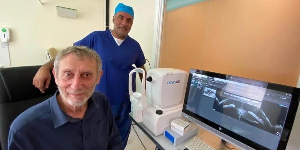Глаукому будут лечить новой неинвазивной техникой стентирования