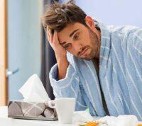 Сезон простуды влияет на эффективность прививки от коронавируса