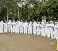 Редкие вирусные заболевания выявлены на территории западной Африки