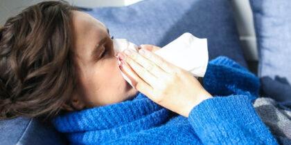 Украинцам рекомендуют сделать прививку от гриппа в сентябре-октябре