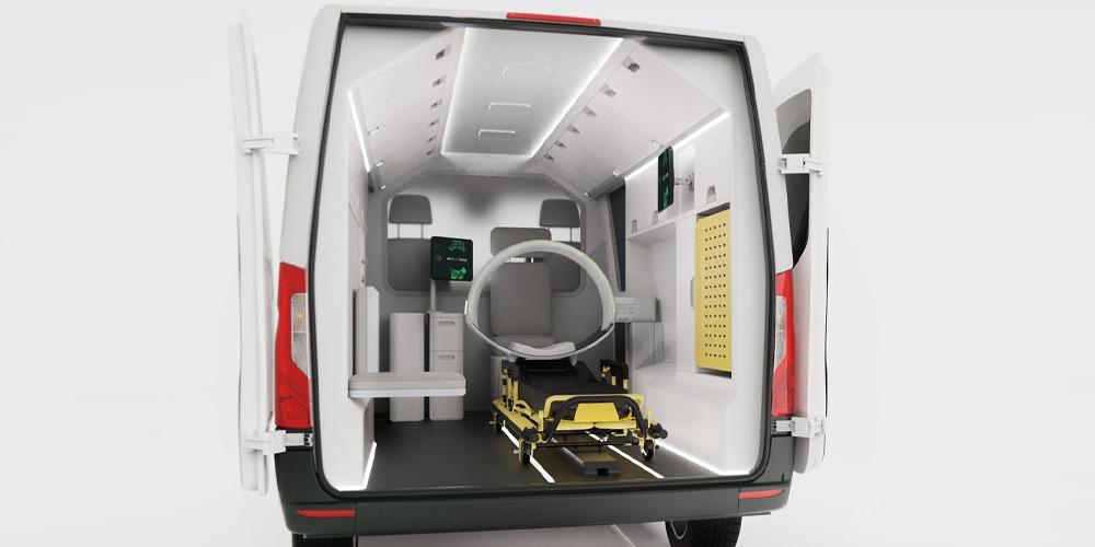 В Австралии машины скорой помощи хотят оснастить компактными томографами