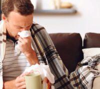 Застуда: ГРВІ чи герпес?