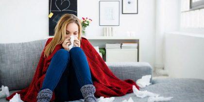 На пороге сезон гриппа