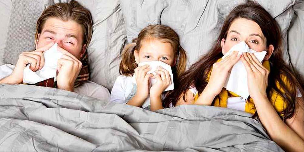 США готовятся к сезону гриппа 2021–2022 годов, который начнется в октябре