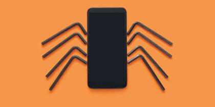 Додаток у смартфоні допоможе позбутися арахнофобії