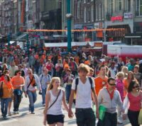 Нидерландцы становятся ниже ростом