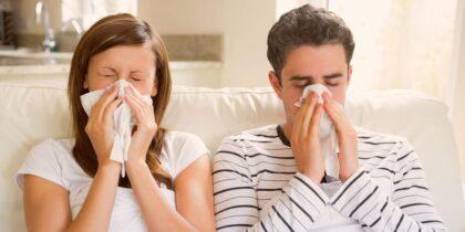 В Киеве возросла заболеваемость гриппом и ОРВИ