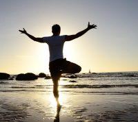 Здатність людини стояти на одній нозі є показником хорошого здоров'я