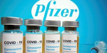 Провели исследование эффективности бустерной дозы Pfizer-BioNTech