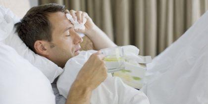 В этом году от гриппа может умереть вдвое больше людей, чем обычно
