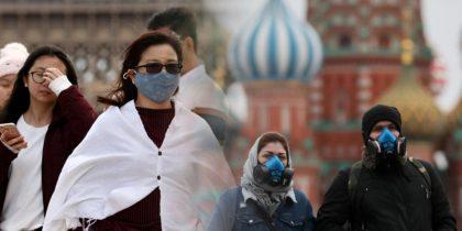 В России фиксируют случаи гриппа, а коронавирус бъет все рекорды