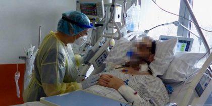 Медики могут спрогнозировать, умрет ли человек с коронавирусом в ближайшие 52 часа