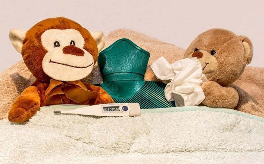 Все начиналось как банальная простуда: пятилетняя девочка умерла спустя два дня после заболевания ОРВИ