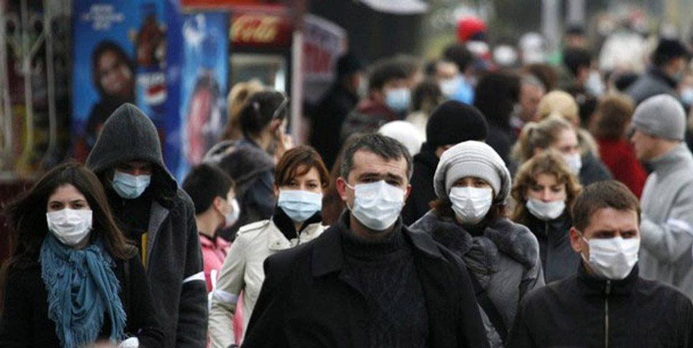 За прошедшую неделю в Украине гриппом и ОРВИ заболели более 100 тысяч человек