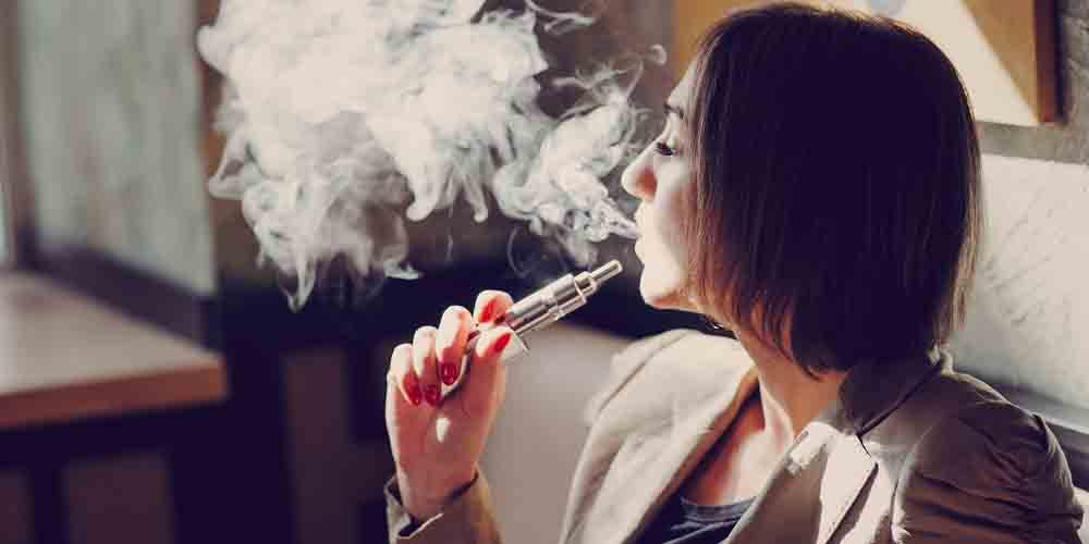 Курці електронних сигарет беззахисні перед грипом